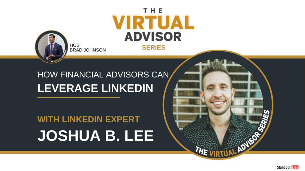 Virtual Advisor Joshua B. Lee