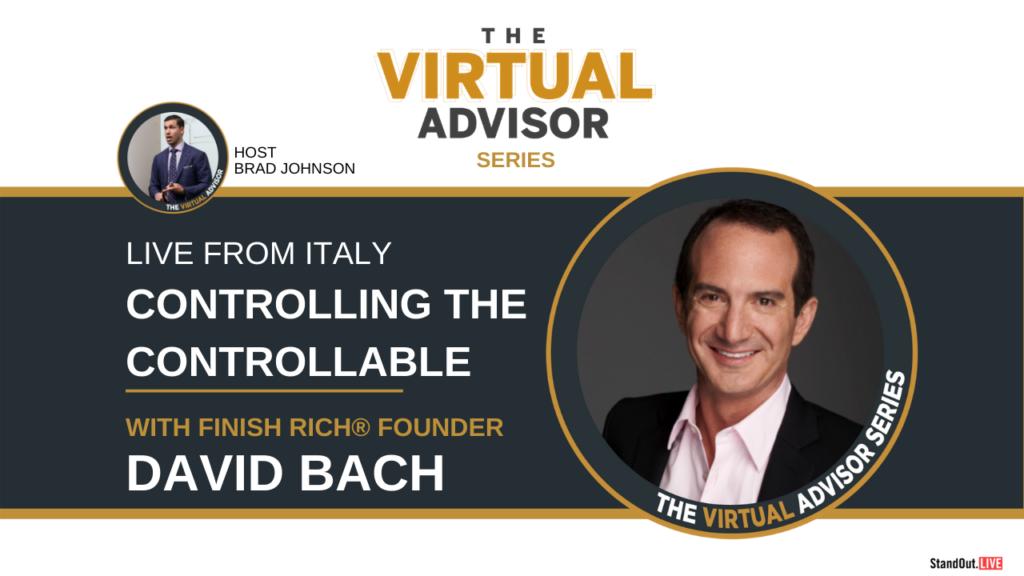 Virtual Advisor David Bach