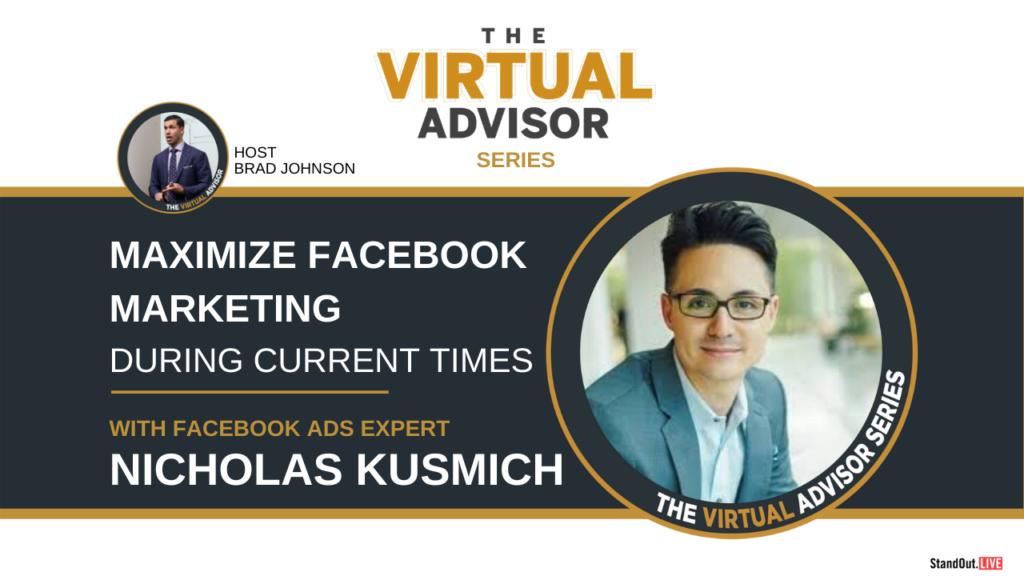 Birtual Advisor Nicholas Kusmich
