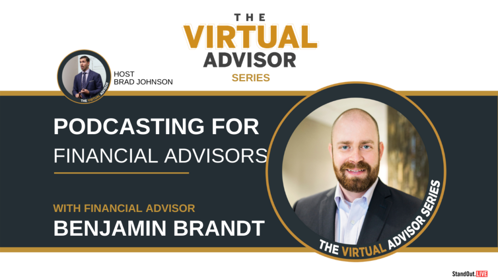 Virtual Advisor Benjamin Brandt