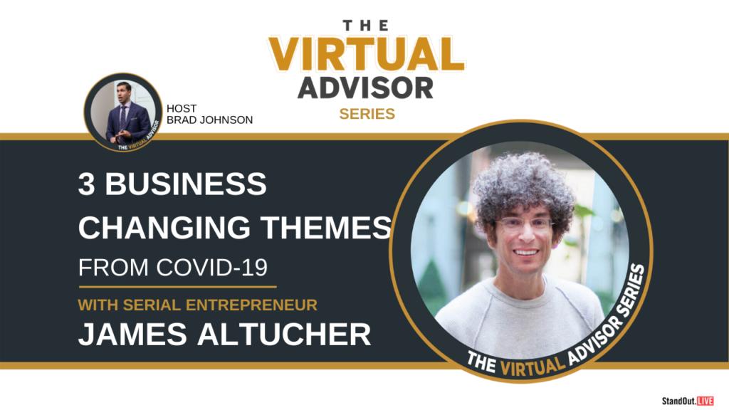 The Virtual Advisor Series™ James Altucher