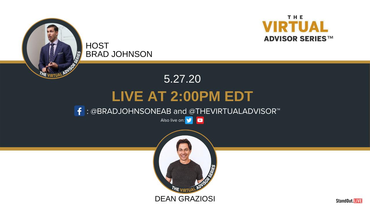 5.27 - Dean Graziosi (Twitter)