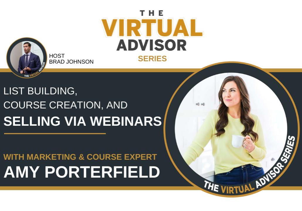 Virtual Advisor Amy Porterfield